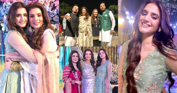 Celebrities Spotted on the Set of Eid Show – Beautiful Pictures