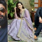 First Eid Pictures of Sana Javed and Umair Jaswal