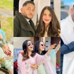 Saniya Shamshad Eid Pictures with her Husband