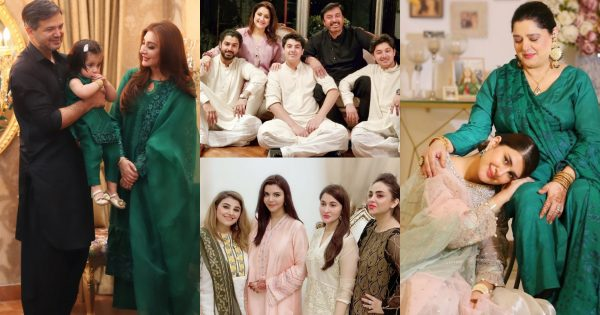 Pakistani Celebrities Celebrating Eid-ul-Fitr 2021 – Day 3 Pictures
