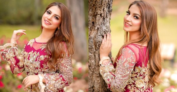 Viral Girl Dananeer Mobeen Looks Gorgeous in her Latest Shoot