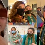 Javeria Saud Shopping With Daughter and Mother – Pictures & Video