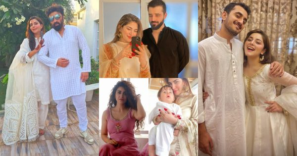 Eid Pictures 2021 of Pakistani Celebrities – Day1
