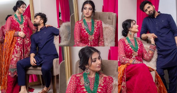Sarah Khan and Falak Shabir Beautiful Pictures from Eid-ul-Fitr 2021 Day 2