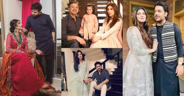 Eid Pictures 2021 of Pakistani Celebrities – Day2