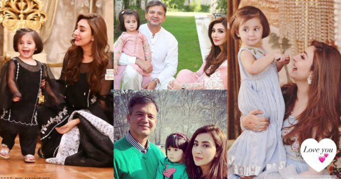 Aisha Khan With Her Daughter Mahnoor – Latest Adorable Pictures