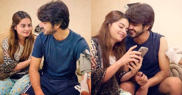 Minal Khan and Ahsan Mohsin Ikram Gets Vaccinated – Shared Pictures on Instagram – Public Reaction