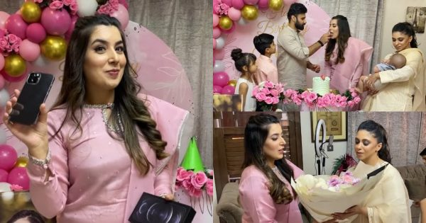 Rahim Pardesi Surprise Birthday Party For His Second Wife