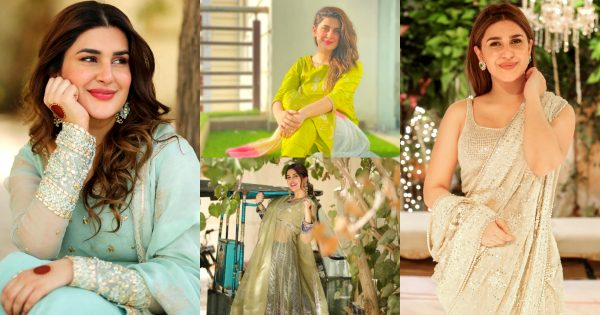 Adorable Pictures of Gorgeous Kubra Khan