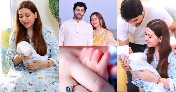 News Anchor Rabia Anum Blessed With A Baby Boy