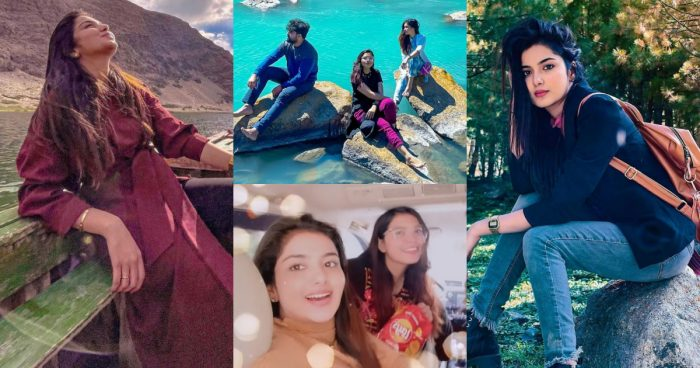Syeda Tuba Aamir Vacationing With Friends in Gilgit Baltistan