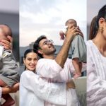 Iqra Aziz and Yasir Hussain Adorable Pictures with their Son