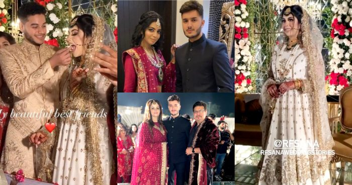 YouTuber Sunny Jafry Wedding Pictures