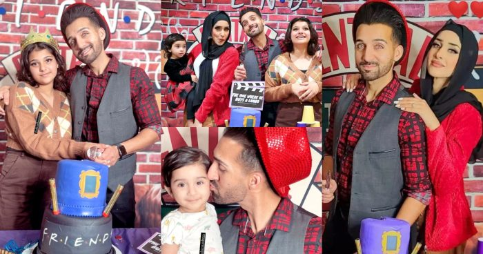 Sham Idrees Celebrated his Birthday with Family and Friends – Beautiful Pictures
