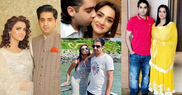 Actress Kiran tabeer Celebrated her 9th Wedding Anniversary with her Husband