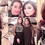 Javeria and Saud Latest Beautiful Pictures from Recent Event