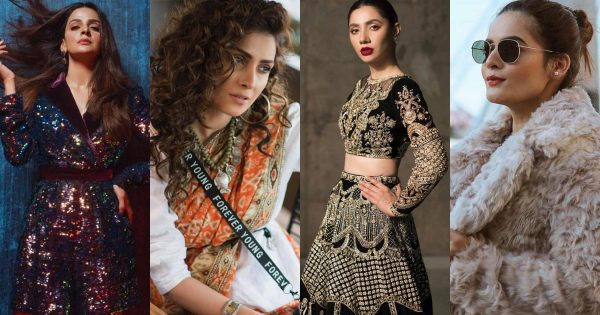 Here is the List of the Most Stylish Pakistani Actresses