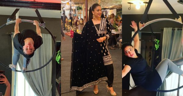 Actress Sanam Jung Gym Pictures and Videos