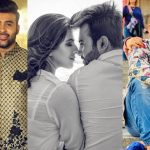 Beautiful Celebrity Couple Faizan Sheikh and Maham Amir Latest Clicks
