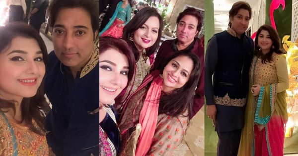 Latest Beautiful Pictures of Javeria and Saud from a Recent Family Wedding