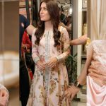Latest Beautiful Pictures of Ayeza Khan in Pink Outfit