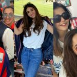 Famous Celebrities Spotted at Karachi Stadium to Support Karachi Kings in PSL