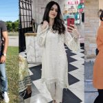 Latest Beautiful Clicks of Arij Fatyma with her Husband Ozair Ali