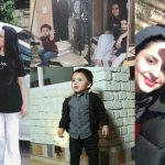 Latest Pictures of Fatima Effendi and Kanwar Arsalan with their Kids