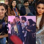 Celebrities Pictures from the Opening Ceremony of Pakistan Super League 2020
