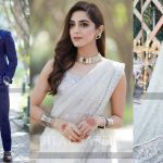 Actress Maya Ali Beautfiul Pictures from her Brother Wedding Reception