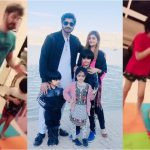 Syed Jibran Spending Quality Time with Kids by Burning Calories