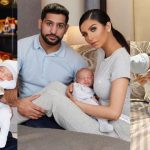 Boxer Amir Khan Shared Pictures with his New Born Son Zaviyar