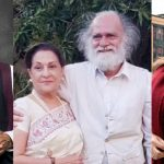 Two Legendary Stars  Samina Ahmed and  Manzar Sehbai Got Married