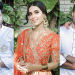 Beautiful Eid Pictures of Lovely Couple Iqra Aziz and Yasir Hussain