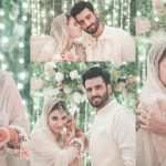 Wedding HD Pictures of Aagha Ali and Hina Altaf