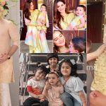 Latest Cute Pictures of Aiman and Muneeb Daughter Amal