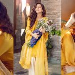 Latest Pictures of Maya Ali in this Beautiful Yellow Dress