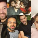 Beautiful Family Pictures of Handsome Actor Mikaal Zulfiqar