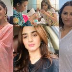 Latest Beautiful Pictures of Hira Mani with her Mother