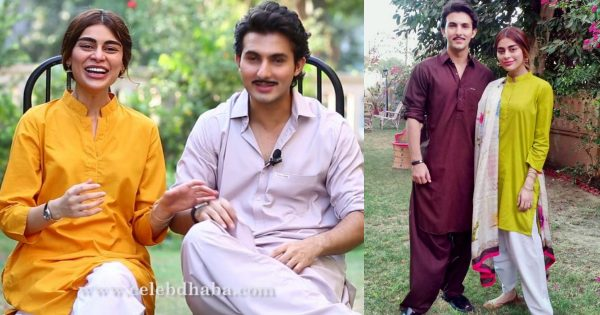 Sadaf And Shahroz First Interview After Marriage