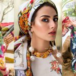 Beautiful Iqra Aziz Latest Colorful Photo Shoot