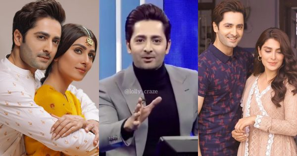 Ayeza Khan's Real Name Revealed By Danish Taimoor