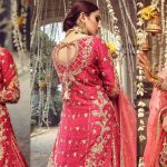 Beautiful Bridal Photo Shoot of Ayeza Khan for Warda Qutub