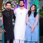 Sarah Khan, Falak Shabir And Agha Ali Together in a Show – Old Clip
