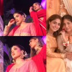 Sanam Jung Got Emotional on her Sister Wedding Day – Video