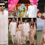 Beautiful Couple Clicks of Urwa Hocane and Farhan Saeed From Friends Wedding