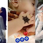 Actress Sanam Baloch Shared Beautiful Pictures of Her Baby Girl
