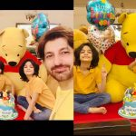 Beautiful Birthday Pictures of Syed Jibran and Afifa Jibran Son
