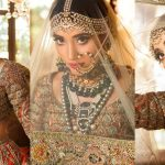 Latest Bridal Shoot of Gorgeous Urwa Hocane