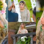Bridal Makeup Shoot of Kubra Khan for Kanzah Beauty
